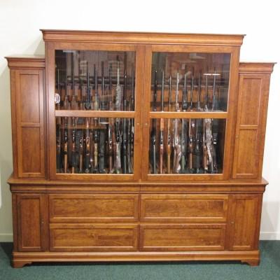 Custom Gun Cabinets