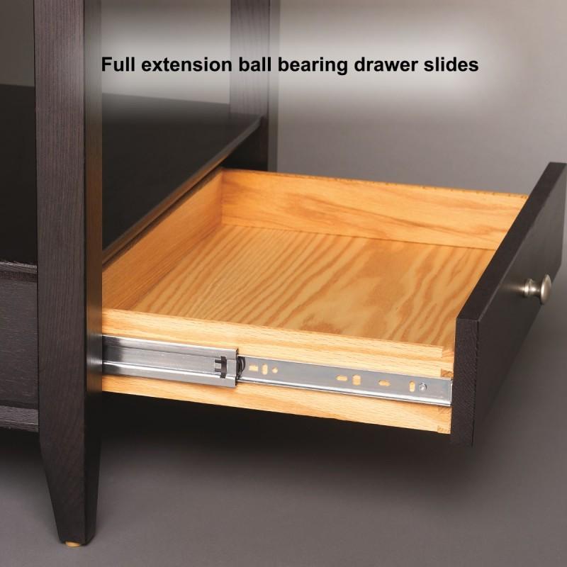 ... Shaker Coffee Table With Shelf