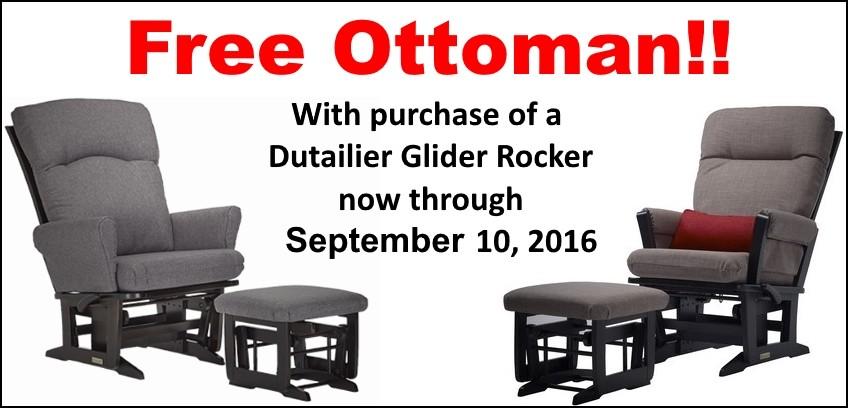 Free Ottoman!