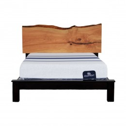 Cherry Live Edge Bed