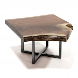 Walnut Live Edge SLAB Coffee Table