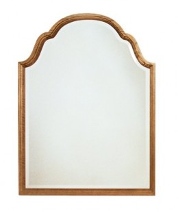 Colonial Queen Anne Mirror