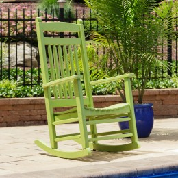 Zinn's Mill Poly Rocker