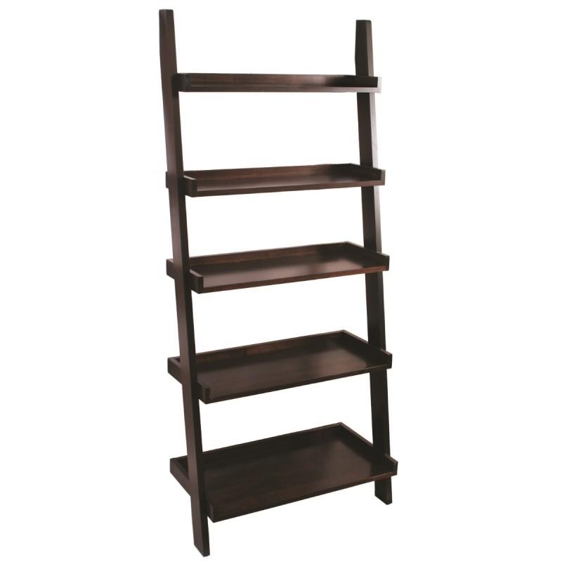 Bedroom Ladder Shelf