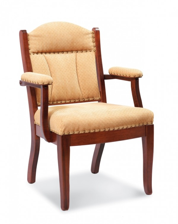 Low Back Client Chair