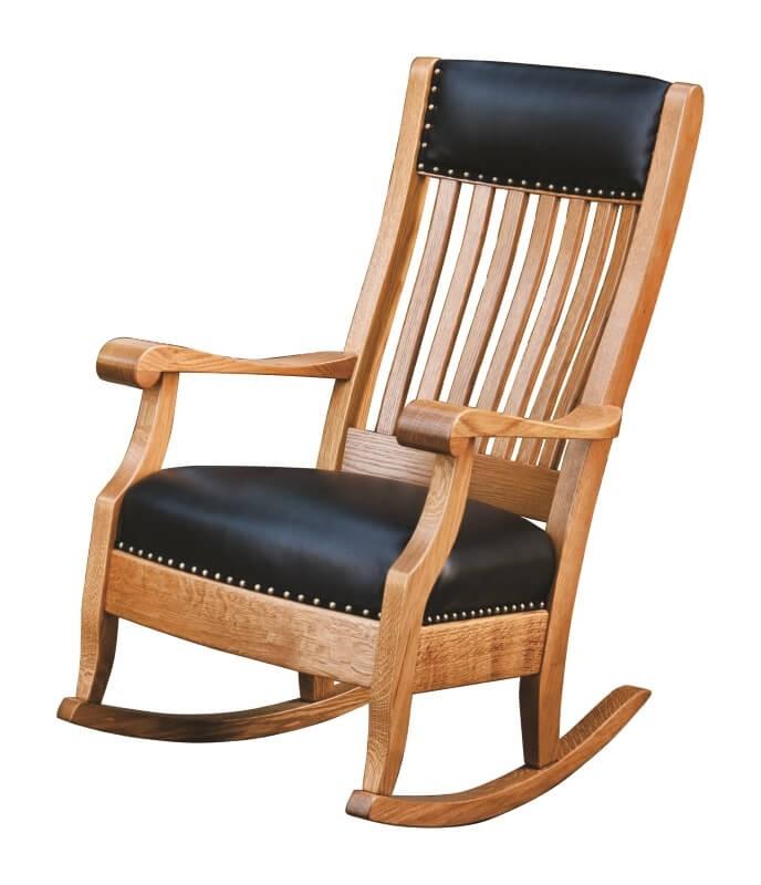 Amish Made Grandma S Rocking Chair Country Lane