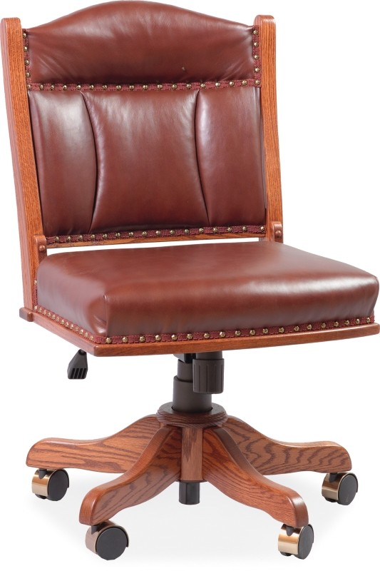 Low Back Side Desk Chair