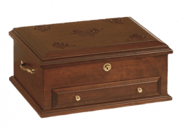 Jewelry Box W/Drawer