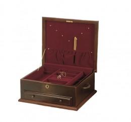 Jewelry Box WDrawer Amish Made Jewelry Box Handcrafted Jewelry