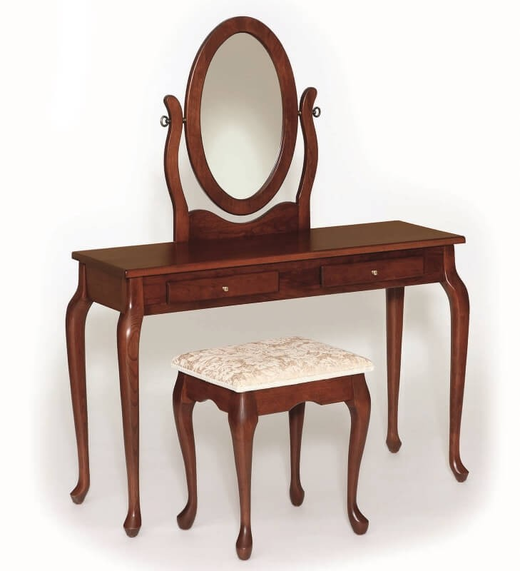 Traditional Vanity Amish Crafted Vanity S Solid Wood