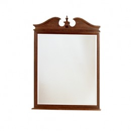 Colonial Pediment Mirror