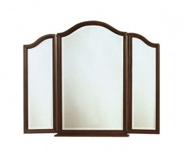 Colonial Arch Tri-View Mirror