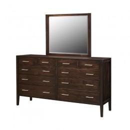 Albany Triple Dresser & Mirror