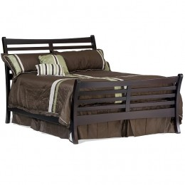 Madison Ave Sleigh Bed
