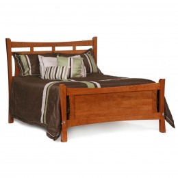 Madison Ave Panel Bed