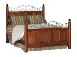 Cambridge Iron Bed