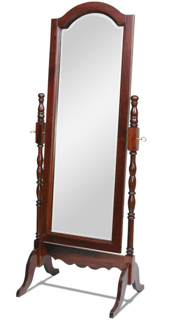 Victorian Cheval Mirror