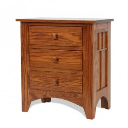 Deluxe Mission Night Stand