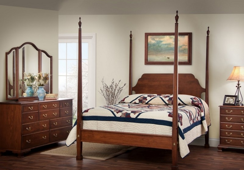 Colonial Bedroom Set Colonial Bedroom Collection Country Lane Furniture Country Lane Furniture