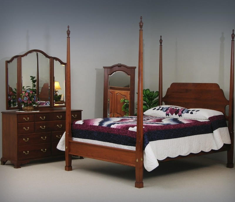 Colonial Bedroom Set | Colonial Bedroom Collection | Country Lane ...