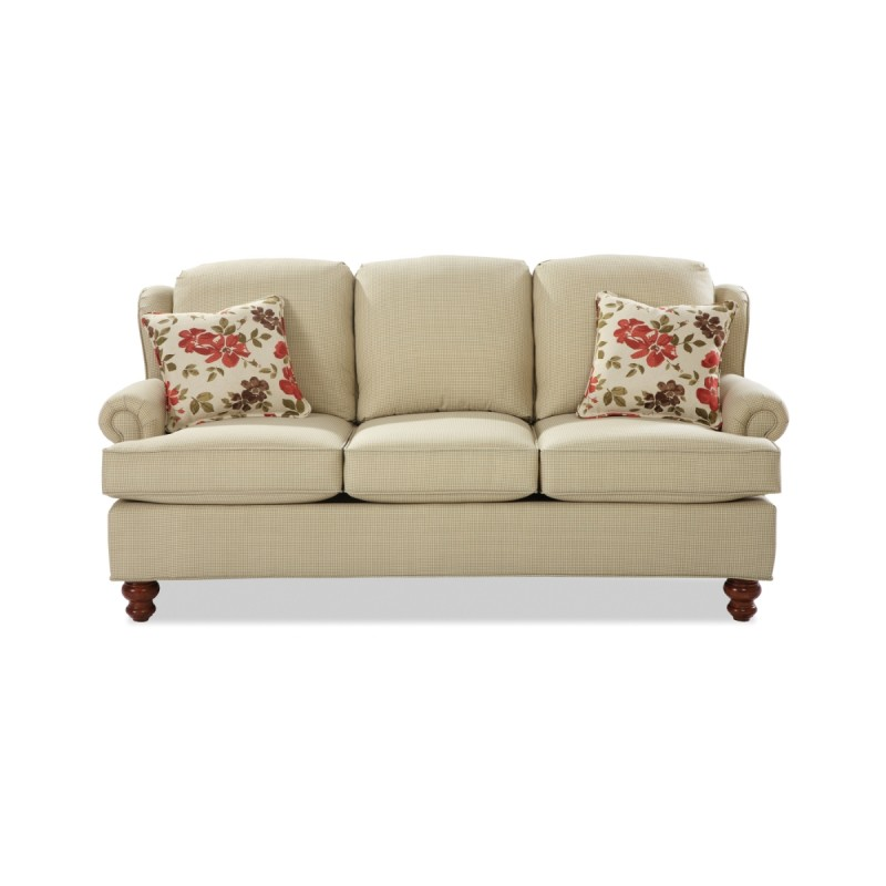 Apartment Sofa By Hickorycraft Upholstery Country Lane