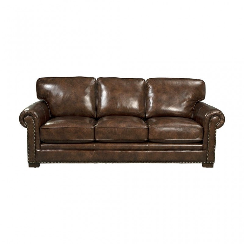 Lane furniture leather sofa lane leather furniture for Leather sectional sofa lane
