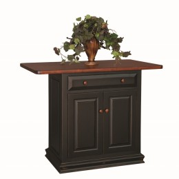 "Small 30"" Kitchen Island"