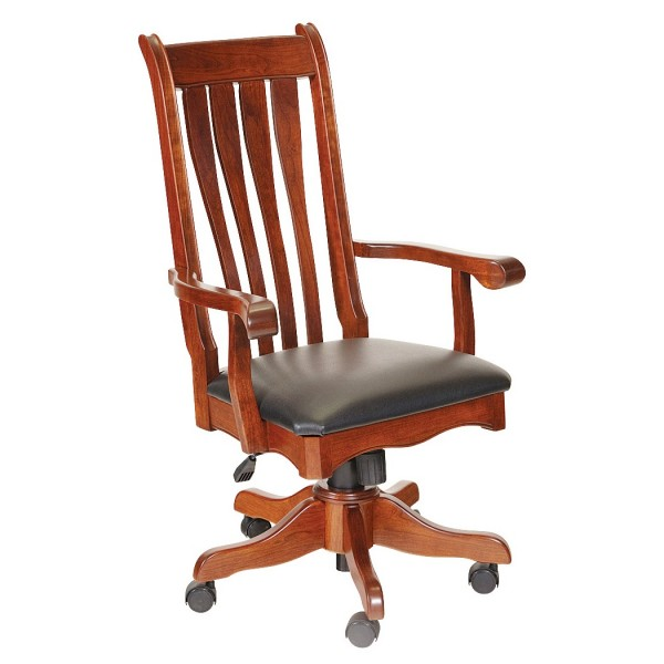 hampton desk chair country lane furniture