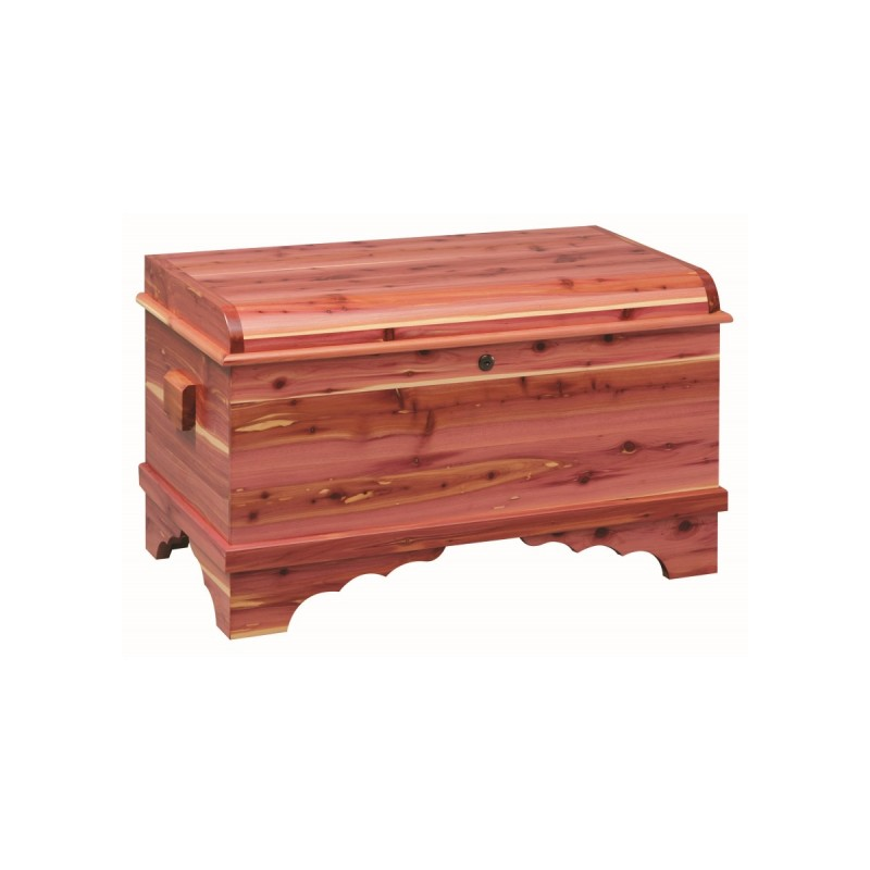 Summerfield petite cedar blanket chest solid cedar blanket chest