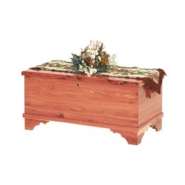Franklin Small Cedar Blanket Chest