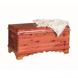 Summerfield Small Cedar Blanket Chest