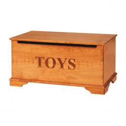 Toy Chest With Engraving