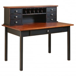Boyer Ave Desk Table with Hutch