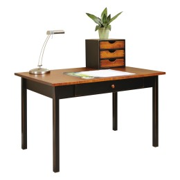 Boyer Ave Desk Table with Organizer