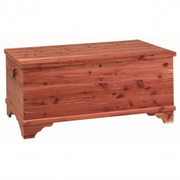 Franklin Large Cedar Blanket Chest