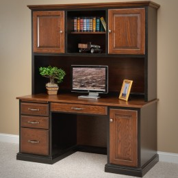 Ridge Ave Desk with Hutch