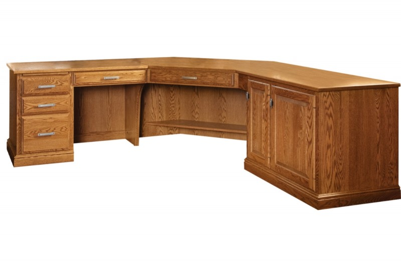 Penn Ave Corner Desk Amish Handcrafted Furniture Country Lane Furniture Pa Ny Nj Ml