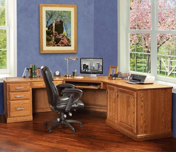 Penn Ave Corner Desk