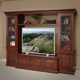 Heritage Ave Entertainment Center