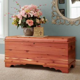 Summerfield Large Cedar Blanket Chest