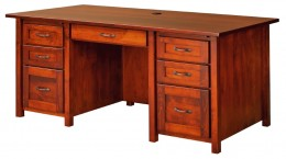 Lexington Ave Executive Desk