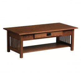 Mission Large Coffee Table
