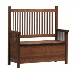 Mission Deacon's Bench