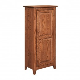 Shaker 1 Door Jelly Cabinet