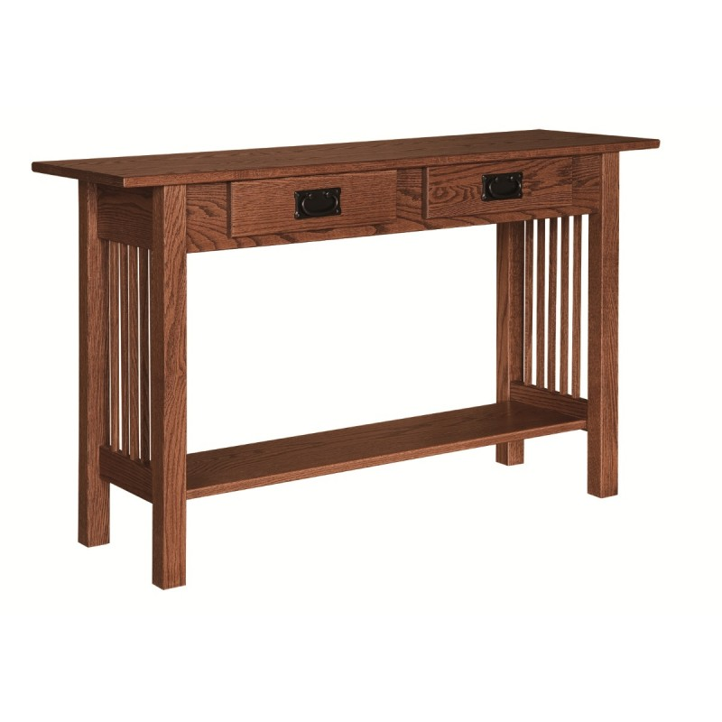 Greatest Mission Hall Table | Amish Mission Hall Table - Country Lane Furniture ZU31