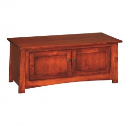 Craftsmen Cabinet Coffee Table
