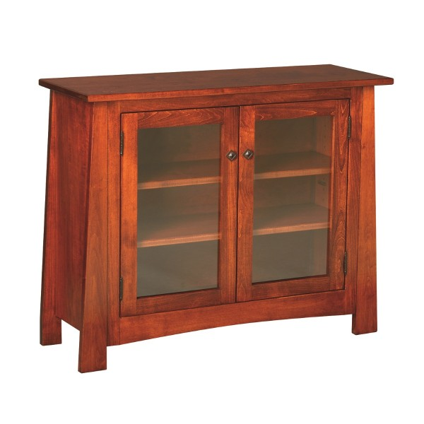 Craftsmen Console with Doors