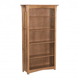 Mission 6' Bookcase