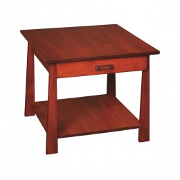Craftsmen Large End Table