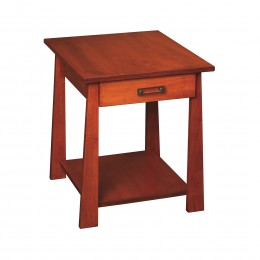 Craftsmen End Table